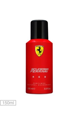 Deodorant Red 150ml ? Perfume - Ferrari Fragrances
