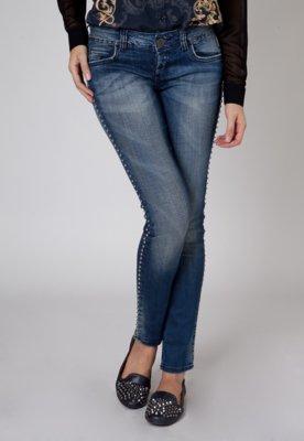 Calça Jeans Colcci Edna Azul