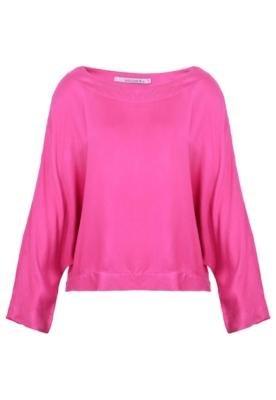 Blusa Shoulder Unic Rosa