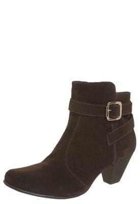 Ankle Boot FiveBlu Fivela Marrom