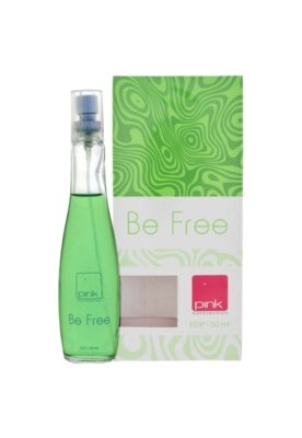 Perfume Pink Connection Be Free 50ml