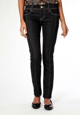 Calça Jeans Triton Fatima Preta
