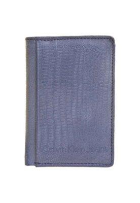 Carteira Calvin Klein Poise Azul