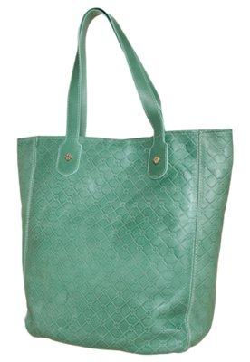 Bolsa Sacola Capodarte Classique Verde