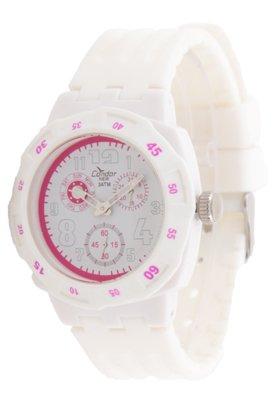 Relógio Condor KZ45054W Branco