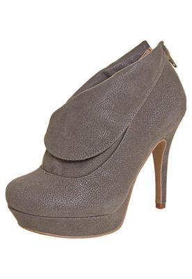 Anklee Boot Zatz Style Cinza