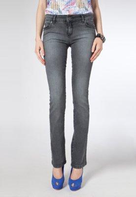 Calça Jeans Fatima Flare Cinza - Triton
