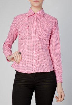 Camisa Manga Longa Fun Xadrez - Pink Connection