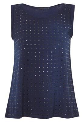 Blusa Dress To Termos Azul