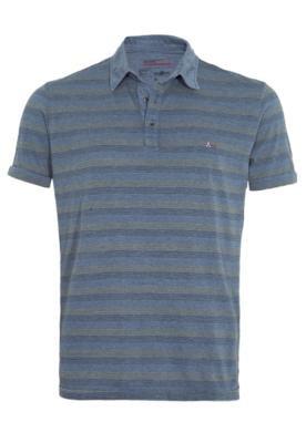 Camisa Polo Aramis Ideal Cinza