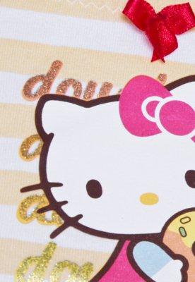 Kit 2 Calcinhas Hello Kitty Biquini Rosa/Amarela