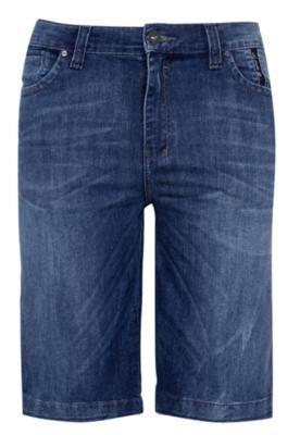 Bermuda Jeans Ellus 2nd Floor Jaws Elastic Long 5 Azul