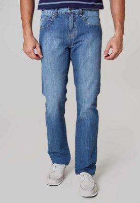 Calça Jeans Richards Quadro Azul