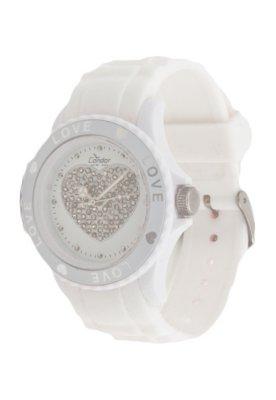 Relógio Condor KW45146B Branco