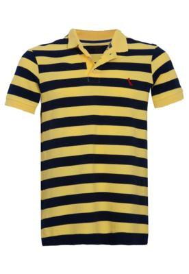 Camisa Polo Reserva Bordado Listra