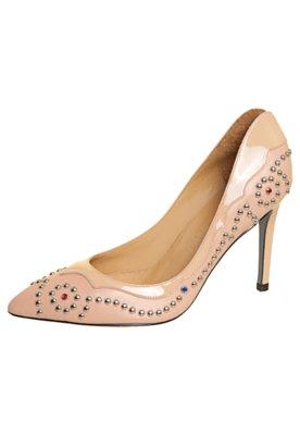 Sapato Scarpin Stacy Nude - Cavage