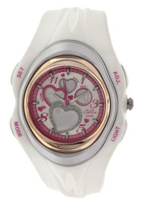 Relógio Cosmos OS48658B Branco