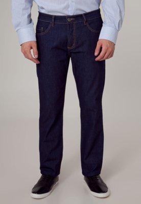 Calça Jeans TNG Reta Master Azul