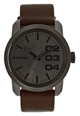Relógio Diesel IDZ1467 Prata/Marrom