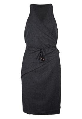 Vestido New Cinza - Maria Bonita