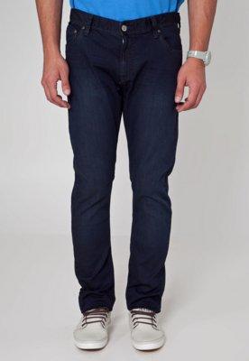 Calça Jeans Lee Reta Style Azul