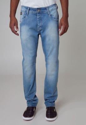 Calça Jeans Osmoze Reta Drop Azul