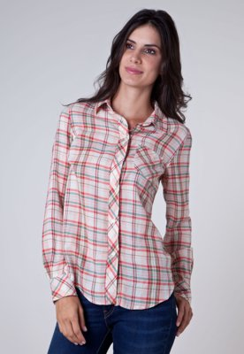 Camisa Levi's Street Xadrez - Levis
