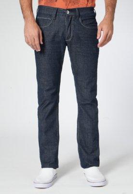 Calça Jeans TNG Skinny Dobra Azul