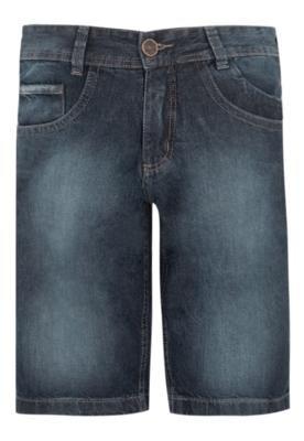 Bermuda Jeans New Azul - Pier Nine