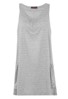 Vestido Lucy SPots Cinza - TRIYA