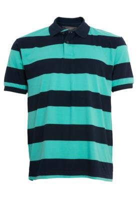 Camisa Polo FiveBlu Leave Listra