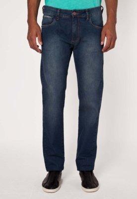 Calça Jeans Sommer Reta Rafael Authentic Azul
