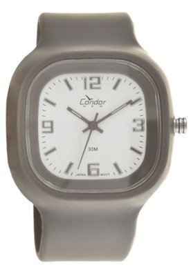 Relógio Condor KV45209/B Cinza