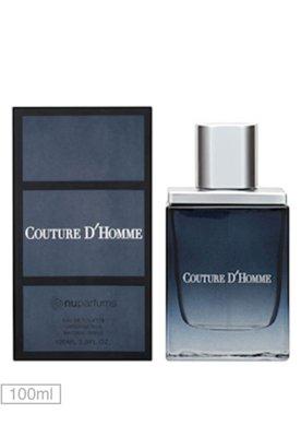 Eau de Toilette Nu Parfums Couture D'homme 100ml - Perfume S...