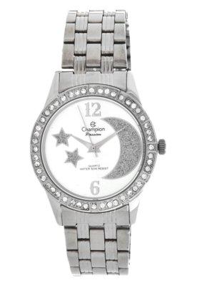 Relógio Champion CH24491Q Prata