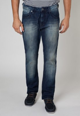 Calça Jeans Colcci Lavagem Azul