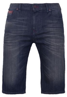 Bermuda Jeans Lee Style Azul
