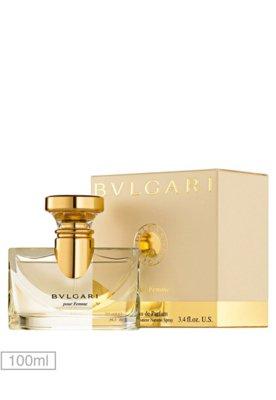 Eau de Parfum Pour Femme 100ml - Perfume - Bvlgari