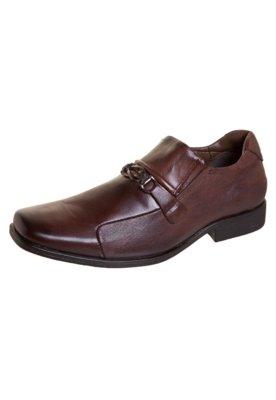 Sapato Lucca Salvatore Buckle Marrom
