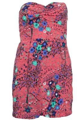 Vestido Pink Connection Forest Rosa