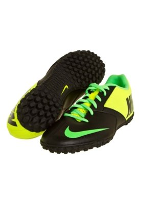 Chuteira Society Nike Bomba II Preta