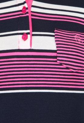 Camisa Polo Calvin Klein Kids Now Listra