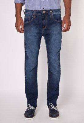 Calça Jeans Colcci John Skinny Índigo Azul
