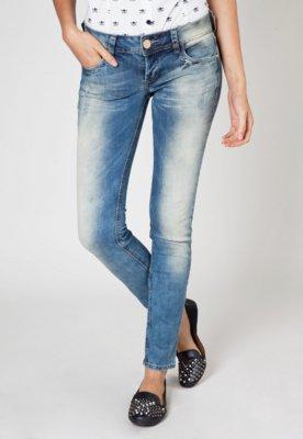 Calça Jeans Colcci Edna Skinny Azul