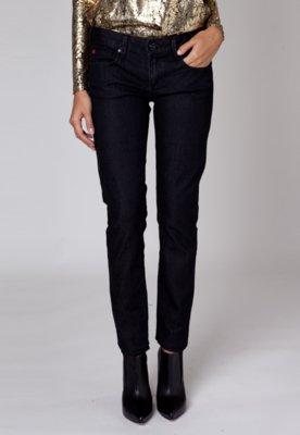 Calça Jeans Iódice Denim Super Skinny Bellatrix Preta