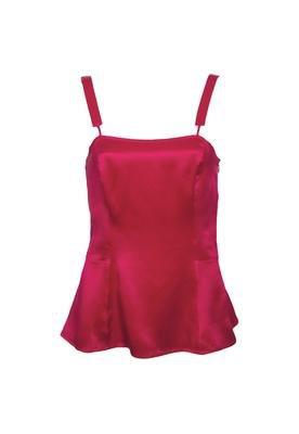 Blusa Seda Acinturada Elegance Rosa - Forum
