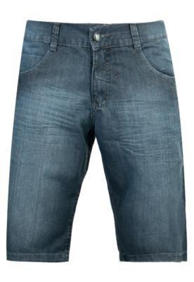 Bermuda Jeans Cure Azul - Biotipo