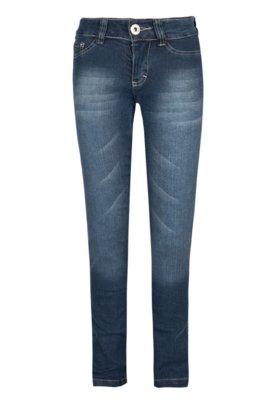 Calça Jeans Passagem Secreta Skinny Innovare Azul