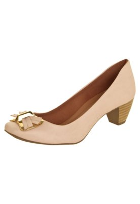 Sapato Scarpin Anna Flynn Universal Rosa