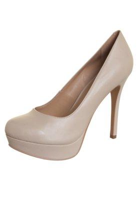 Sapato Scarpin Pink Connection Agatha Nude
